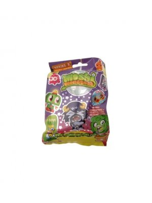 Moshi Monsters series 3 foil packs Moshling figures - ideal pocket money toy