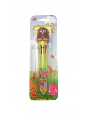 Moshi Monsters Stationary 10 colour pen