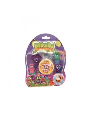Moshi Monsters Series 3 Moshling figures Series 3 Blister Pack - ideal pocket money toy