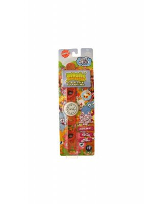 Moshi Monsters Slap watch red strap and white face - series 1