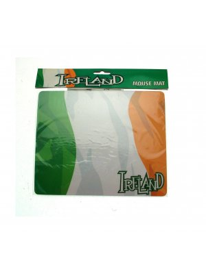 Mouse Pad Mouse mats - Irish tricolour design