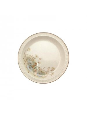Poole Melbury dinner plate 10 inch diameter - faded pattern