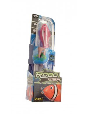 My Pet Fish Robo Fish Pink Fish with Extra Set of Batteries