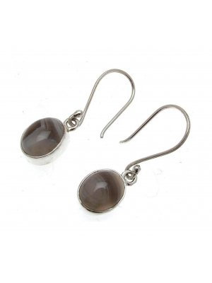 Gemstone Jewellery Labradorite Stone Labradorite Earrings 925 Silver Earrings SCJ132