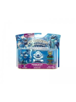 Skylanders Adventure pack - Skylanders Empire of Ice Anvil Rain Sky Iron Shield
