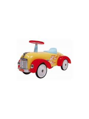 Childs retro style sit on racing car - Speedster Tonic