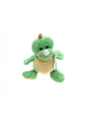 Webkinz Key Lime Dino HM185 adopt a pet plush toy with sealed adoption code by Ganz