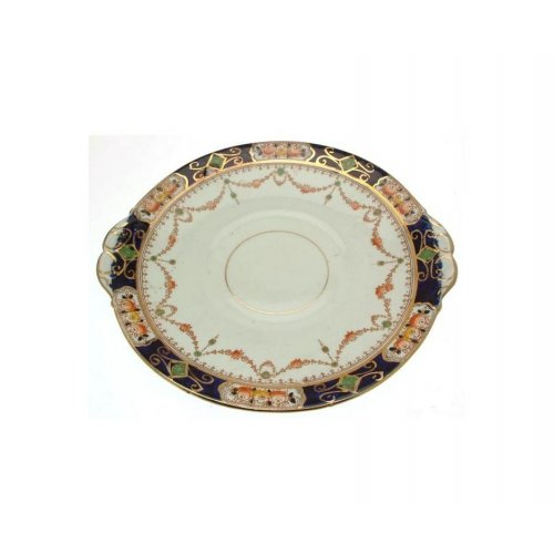 c1910 Wild Brothers Mona pattern 2596 9.5 inch cake plate