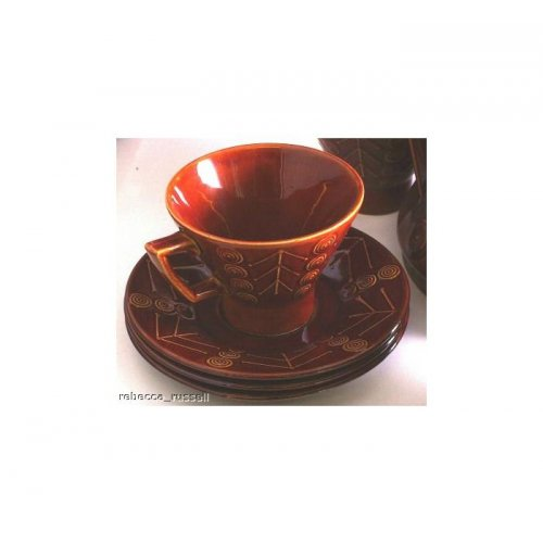 Wood and Sons Astra Cup and Saucer
