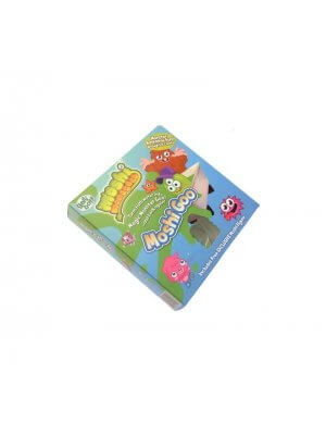 Moshi Monsters Moshi Goo includes free Green Goo Moshling Gelli Baff bathtime fun!
