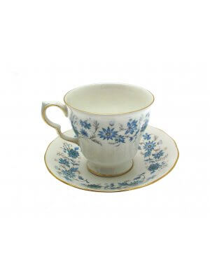 Colclough Braganza Cup and Saucer