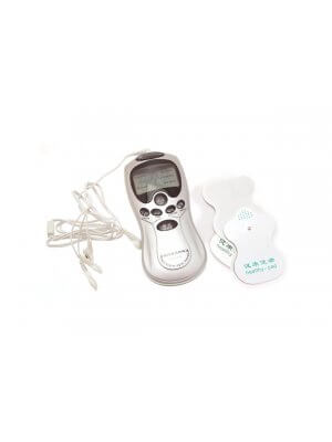 iAS compact eight mode variable intensity four pad TENS machine