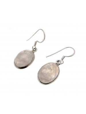 Moonstone Jewellery Gemstone Jewellery Moon Stone Earrings Drop Earrings CH90
