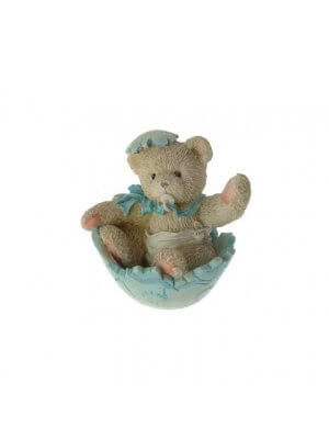 c1994 Cherished Teddies Bunny Just in Time for Spring 103802 - a/f - CLT556